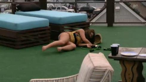 Deena Cortese drunk