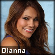 Dianna Martinez from Season 16 of The Bachelor with Ben Flajnik