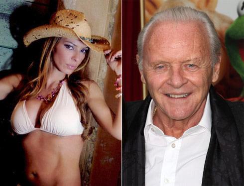 Anthony Hopkins is a Mob Wives fan