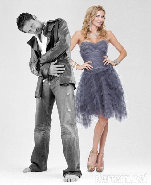 Brandi Glanville and Gerard Butler