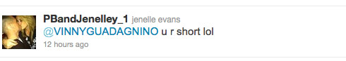 Jenelle Evans tweets about meeting Vinny Guadagnino from Jersey Shore