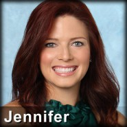 The Bachelor contestant Jennifer from Season 16 with Ben Flajnik