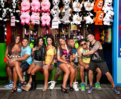 Jersey Shore cast photo
