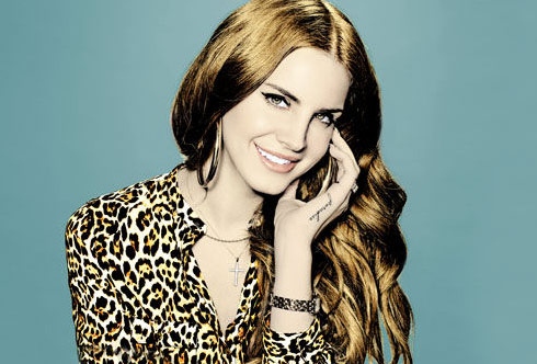 Lana Del Rey SNL bumper photo