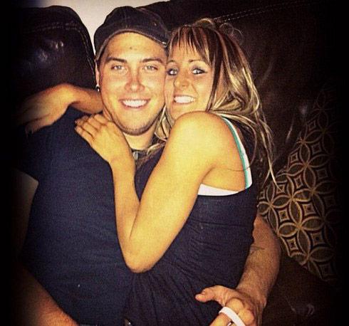 Leah Messer and boyfriend Jeremy Calvert