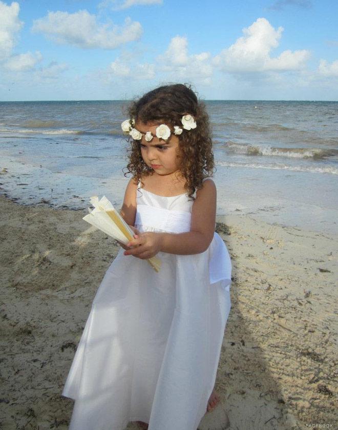 Portia Umansky beach photo