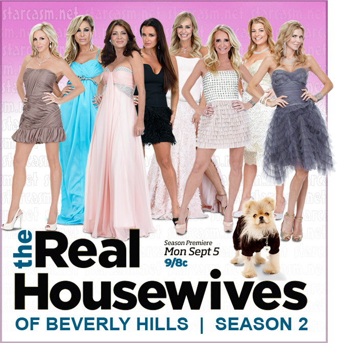 Real Housewives of Beverly Hills cast Season 2