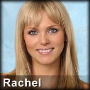 The Bachelor contestant Rachel Truehart from Season 16 with Ben Flajnik