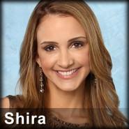 The Bachelor contestant Shira Scott Astrof  from Season 16 with Ben Flajnik