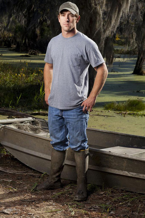 Chase Landry Swamp People 3 Troy Landry Jacob Landry History Channel