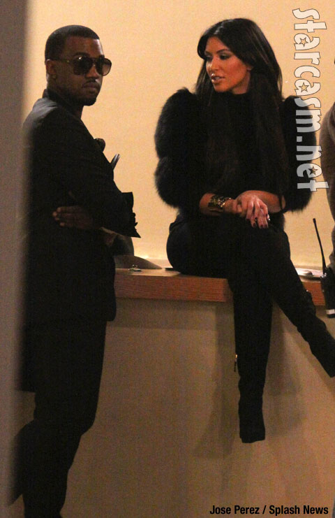 Is Kim Kardashian pregnant with Kanye West's baby?