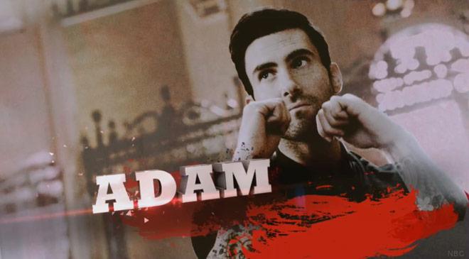 Adam Levine The Voice Superbowl commercial