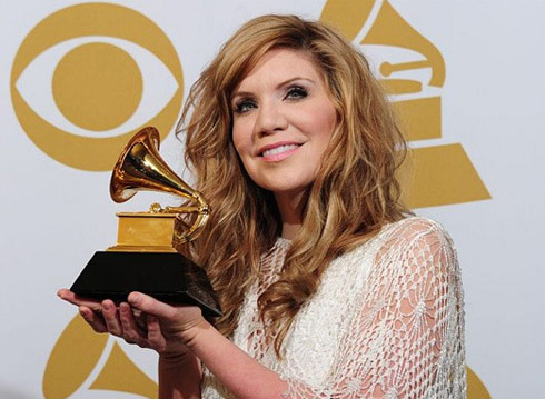 Allison Krauss has more Grammy awards than any other living artist