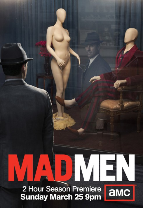 Official Mad Men Season 5 poster