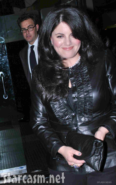 Recent Monica Lewinsky photo from 2011