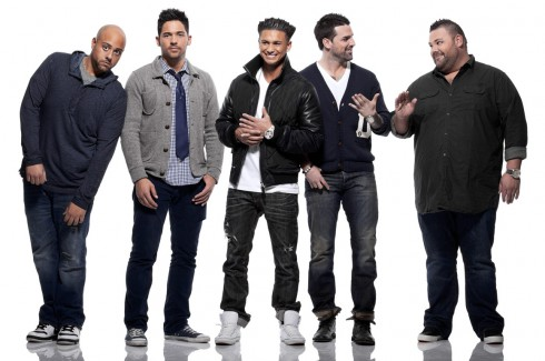 Cast of the Pauly D Project