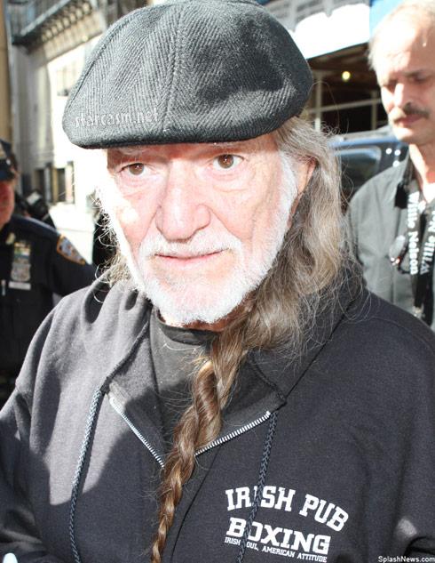 Willie Nelson David Letterman