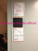 Alex and daughter Arabella 16 and Pregnant signs by MTV