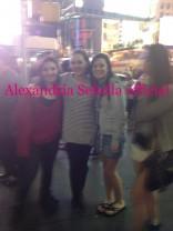 16 and Pregnant Season 4 girsl Alexandria, Katie, and Sarah in New York City