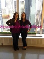 Alexandria Sekella and Sarah Roberts from 16 and Pregnant Season 4