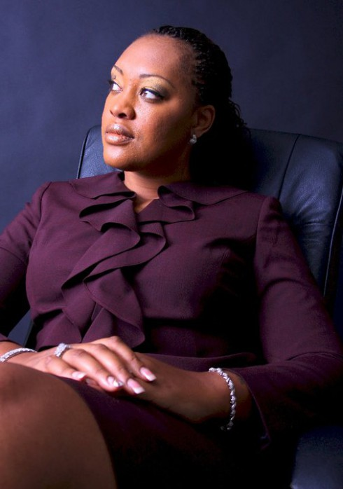 Angela Stanton claims Phaedra Parks was a criminal mastermind