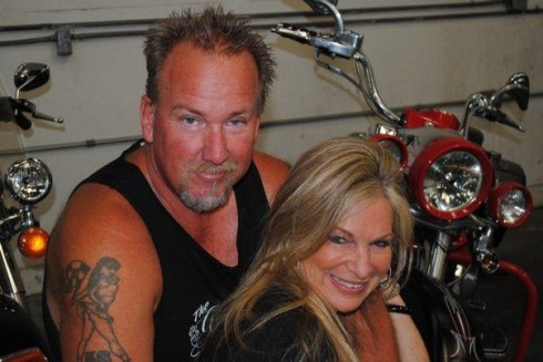 Storage Wars Darrell Sheets and his wife to be Kimber
