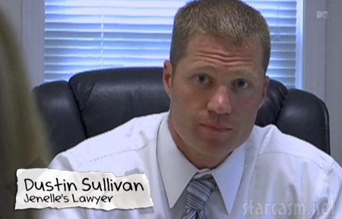 Jenelle Evans' attorney Dustin Sullivan