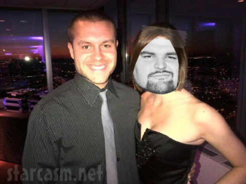 Evan Parker and Teen Mom star Gary Shirley