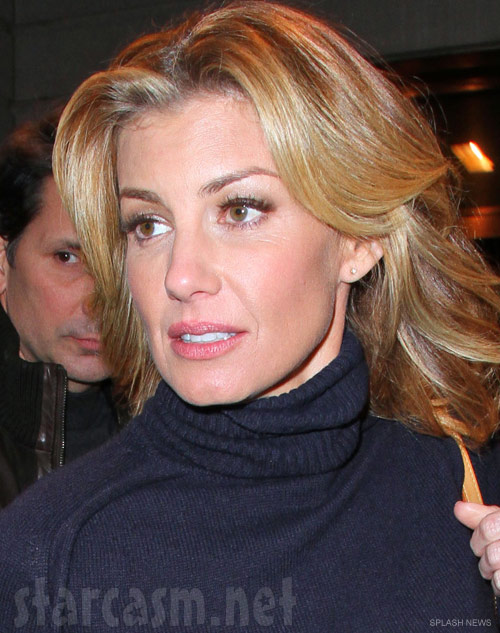 Photos Faith Hill Without Makeup Lax Starcasm
