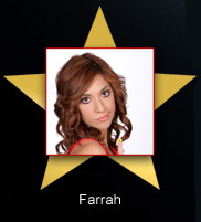 Teen Mom Farrah Abraham star logo
