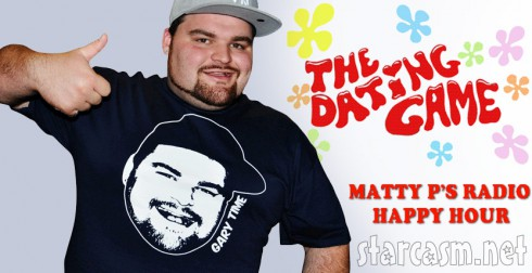 Win a cyber date with Gary Shirley of Teen Mom contest from the Matty P's Happy Hour radio show