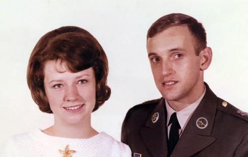 Gold Rush star Jack Hoffman with wife Georgia Hoffman