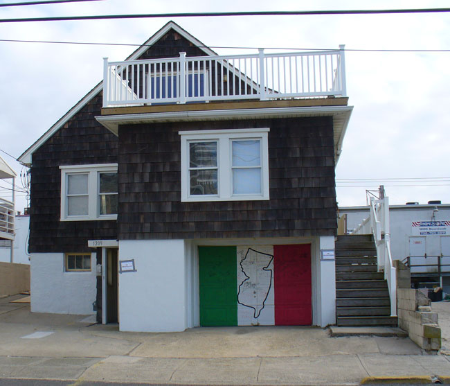 Jersey S Beach House In Seaside Heights New