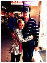 16 and Pregnant's Kristina Robinson and TJ Head in New York City for the Reunion