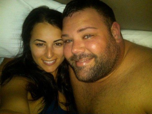 DJ Biggie and his girlfriend The Pauly D Project
