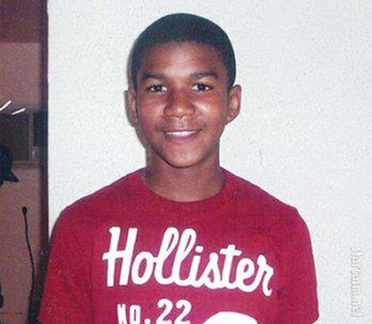 Trayvon Martin Hollister t-shirt