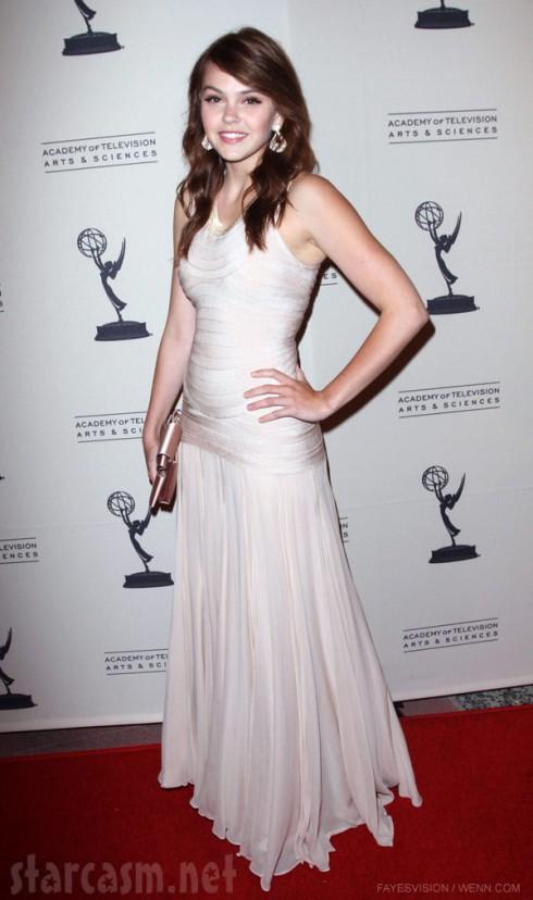 Aimee Teegarden The Selection America Singer