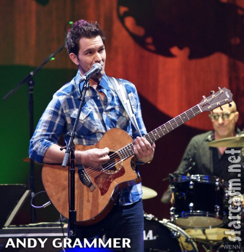 Andy Grammer We Walk the Line Johnny Cash tribute concert