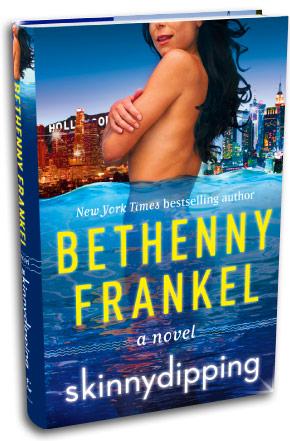 Bethenny Frankel's novel Skinnydipping