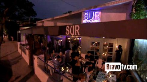 New Bravo reality series Sur starring Lisa Vanderpump