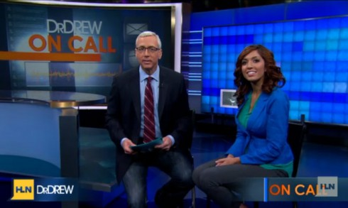 Teen Mom Farrah Abraham interview with Dr. Drew On Call HLN show