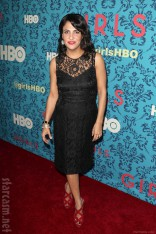 Jenni Konner at the HBO Girls Premiere in New York City on April 4 2012