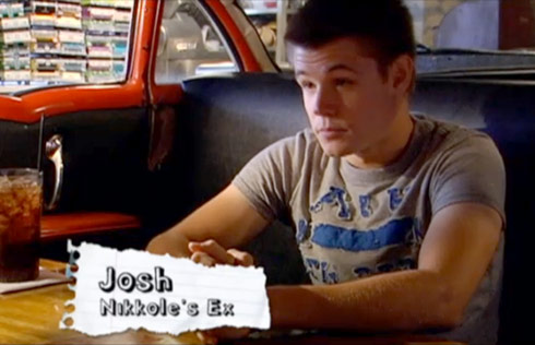 Joshua Drummonds from 16 and Pregnant