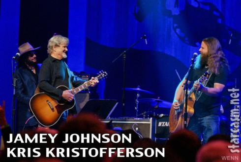 Kris Kristofferson and Jamey Johnson We Walk the Line Johnny Cash tribute concert