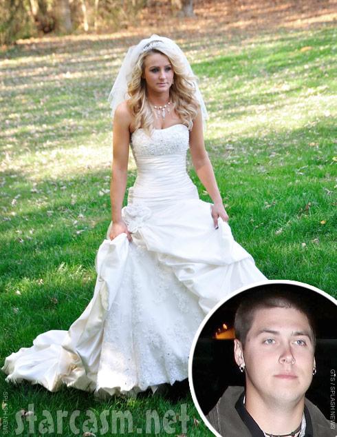 Teen Mom Leah Messer Simms reportedly married fiance Jeremy Calvert in Kentucky April 4
