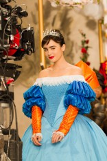 Lily Collins Snow White photo from Mirror Mirror
