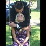 16 and Pregnant Mackenzie Douthit prom photo 009