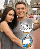 Megan Fox is pregnant