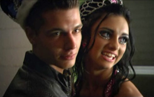 Priscilla and Jimmy from episode 2 of My Big Fat American Gypsy Wedding