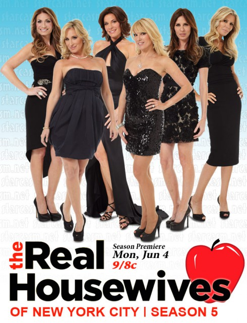 Real Housewives of New York City Season 5 cast photo